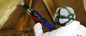 Scranton Pennsylvania Spray foam contractor